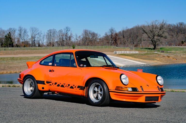 Used 1987 Porsche 911 Carrera 32 1973 RSR Backdate