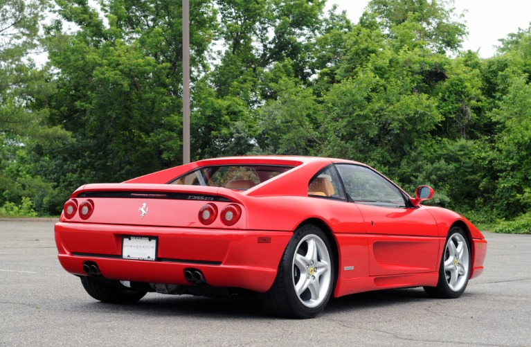 Used 1995 Ferrari 355 GTS