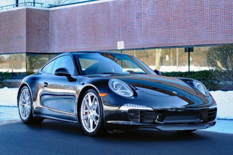 Used 2015 Porsche 911 Carrera 4S