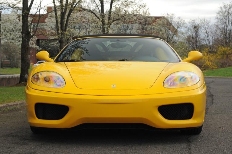 Used 2001 Ferrari 360 Spider 6 Speed