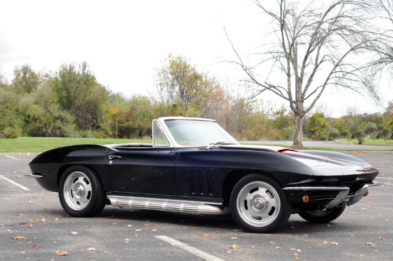 Used 1965 Chevrolet Corvette Convertible