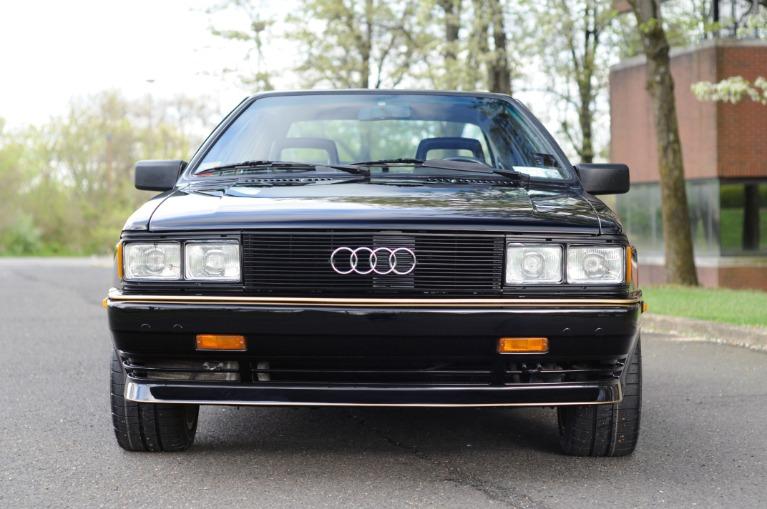 Used 1983 Audi Quattro