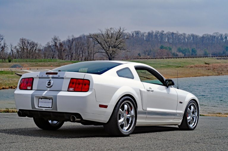 Used 2007 Ford Mustang Shelby GT