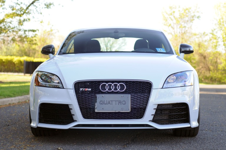 Used 2013 Audi TT RS 25 quattro