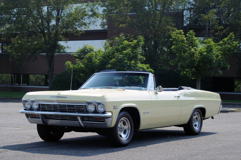 Used 1965 Chevrolet Impala SS Convertible