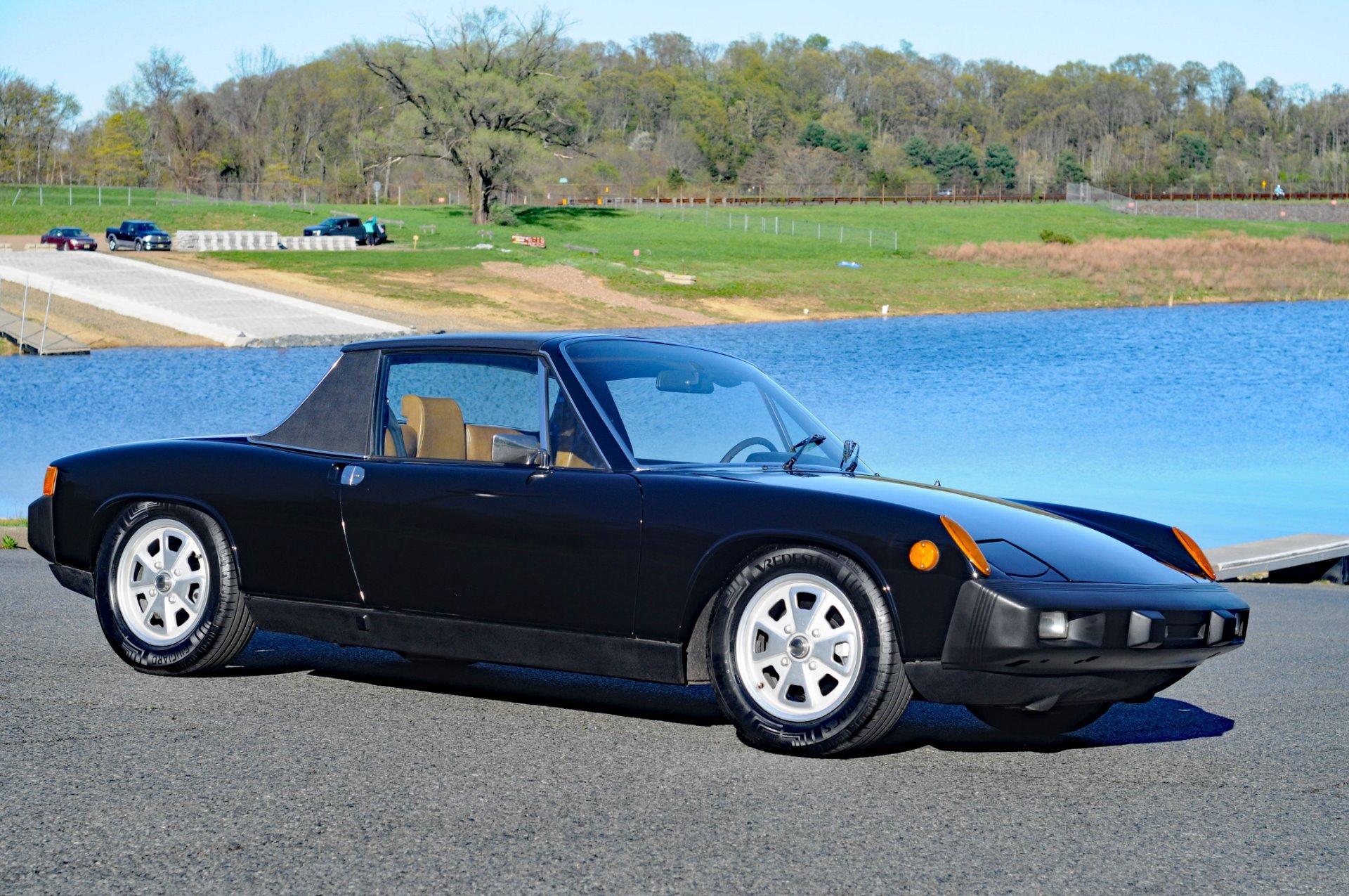 Used 1976 Porsche 914 20l For Sale 32900 Ambassador