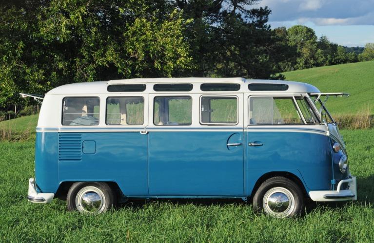Used 1967 Volkswagen 21 Window Bus