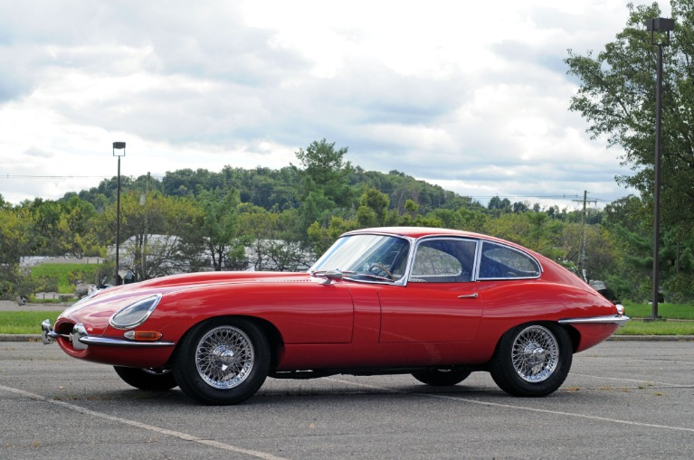 Used 1966 Jaguar XKE Fixed Head Coupe