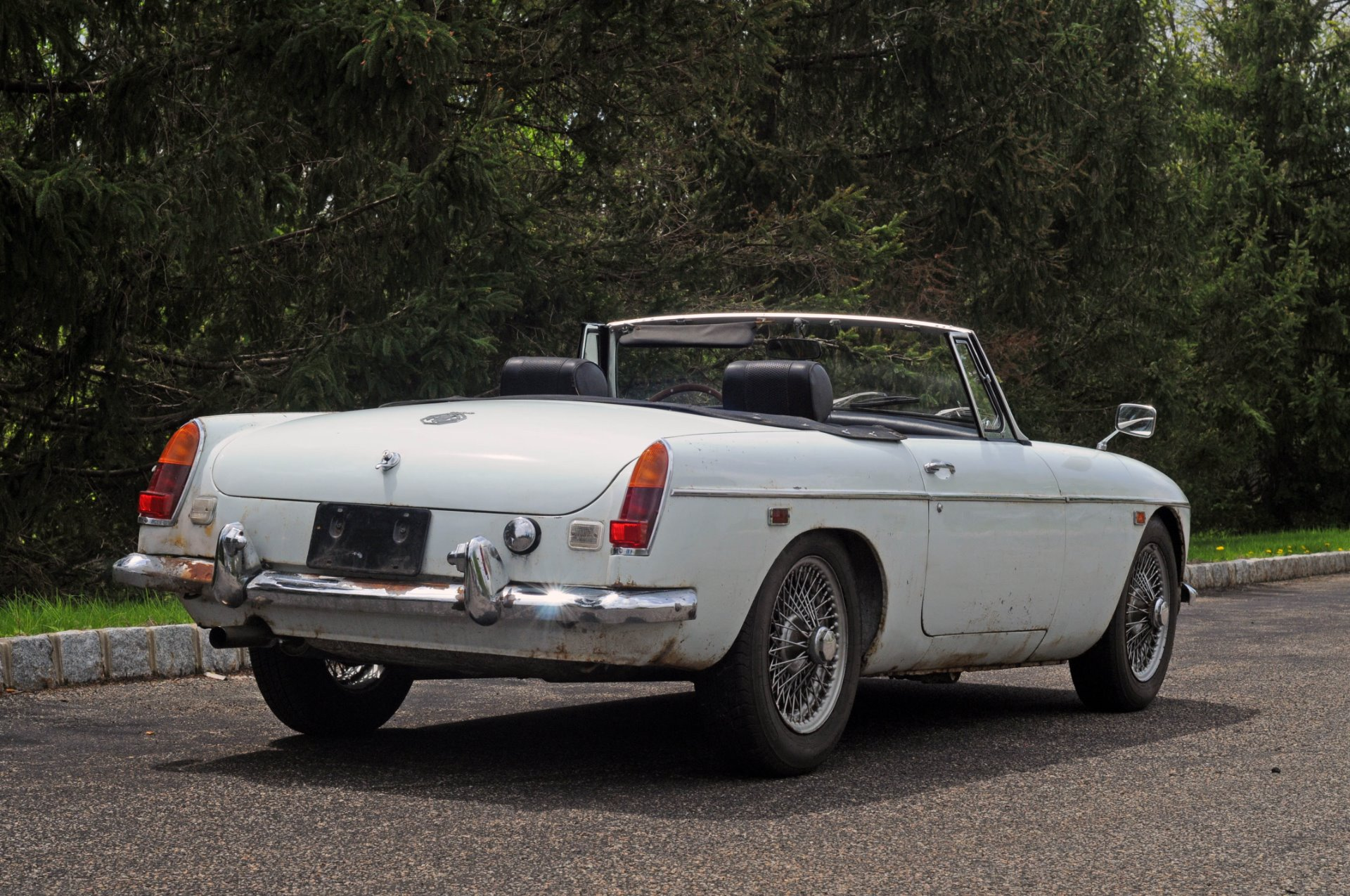 Used 1969 MG C For Sale (Special Pricing) | Ambassador
