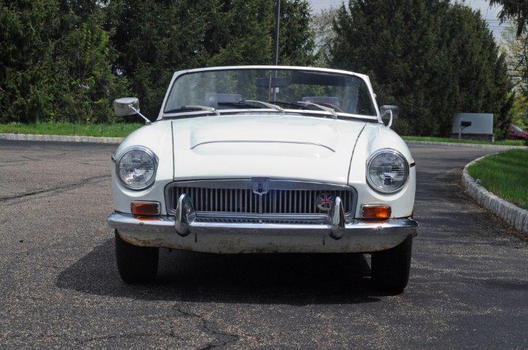 Used 1969 MG C