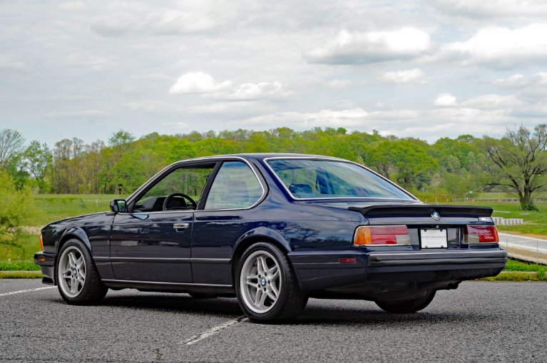 Used 1988 BMW M6