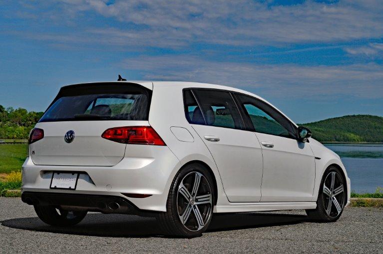Used 2016 Volkswagen Golf R