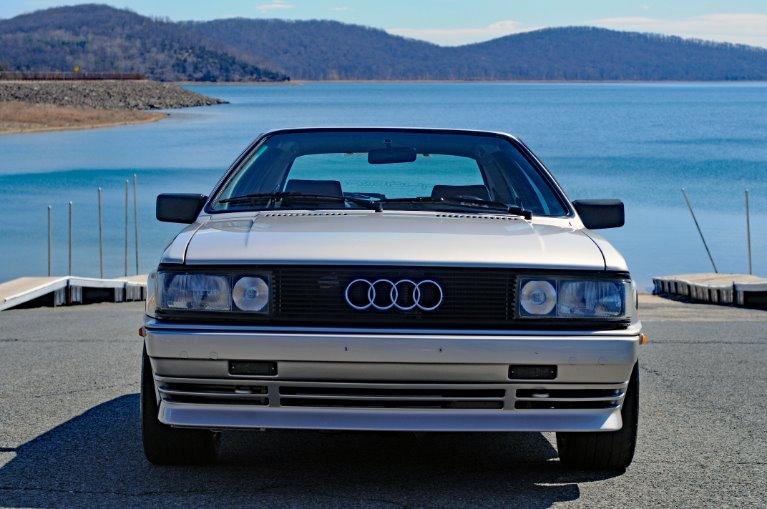 Used 1985 Audi Ur Quattro 20v Turbo
