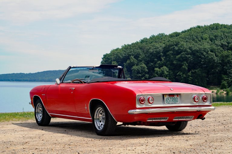 Used 1965 Chevrolet Corvair Corsa Turbo Spider