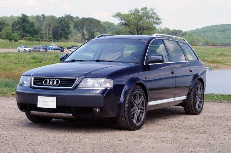 Used 2005 Audi Allroad Quattro Manual Transmission