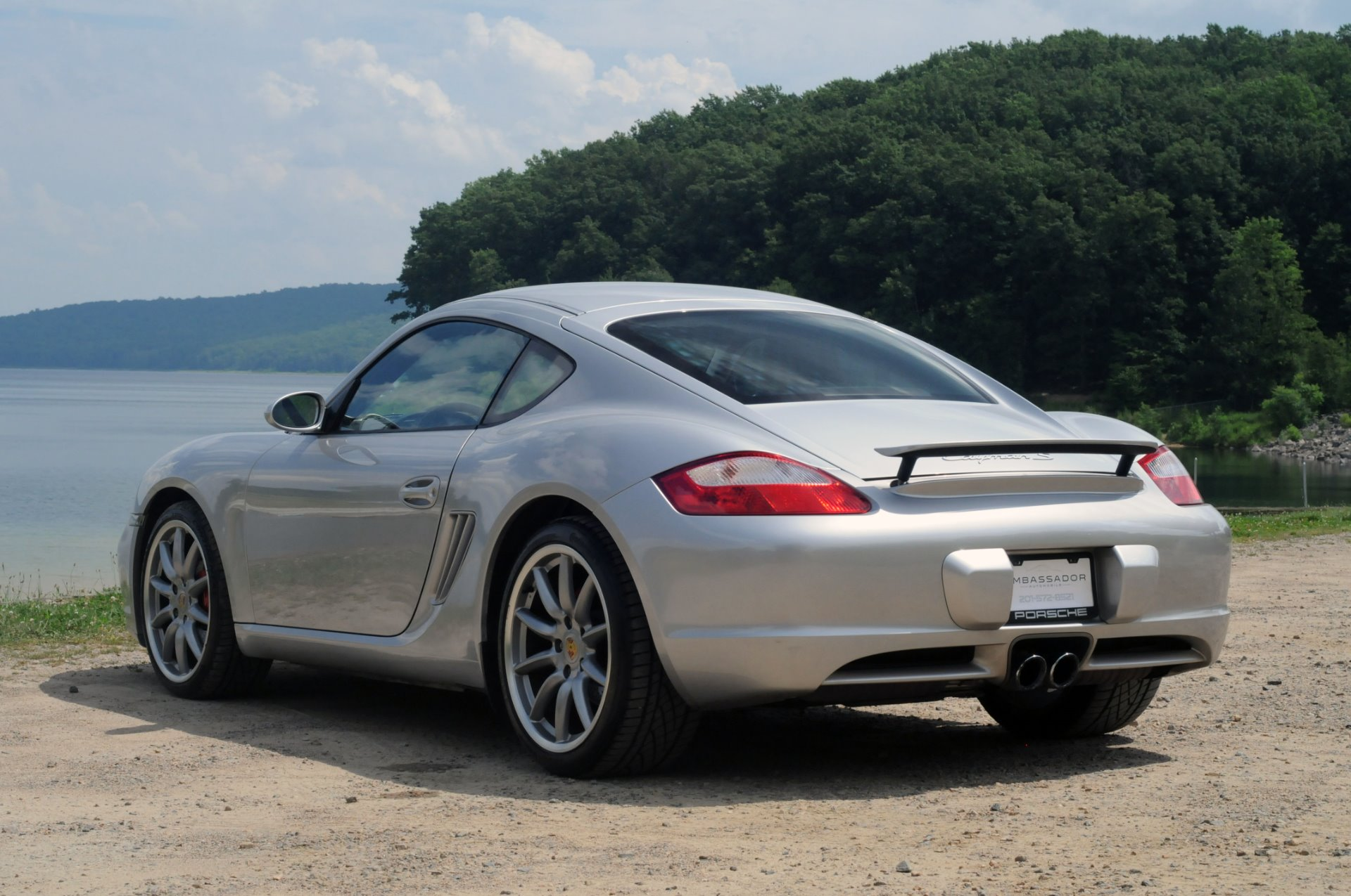Used 2006 Porsche Cayman S For Sale Special Pricing