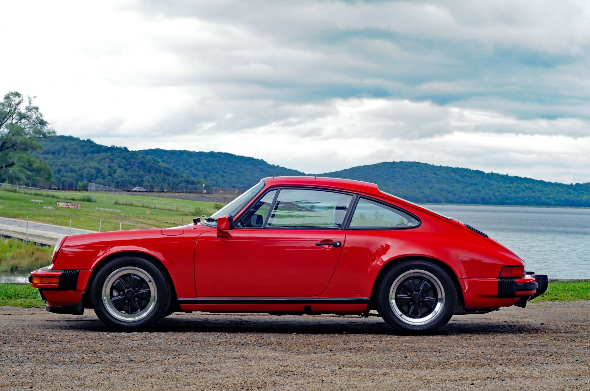 Used 1988 Porsche 911 Carrera Coupe
