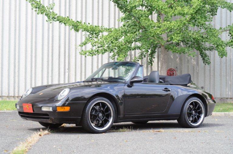 Used 1995 Porsche 911 Carrera Cabriolet