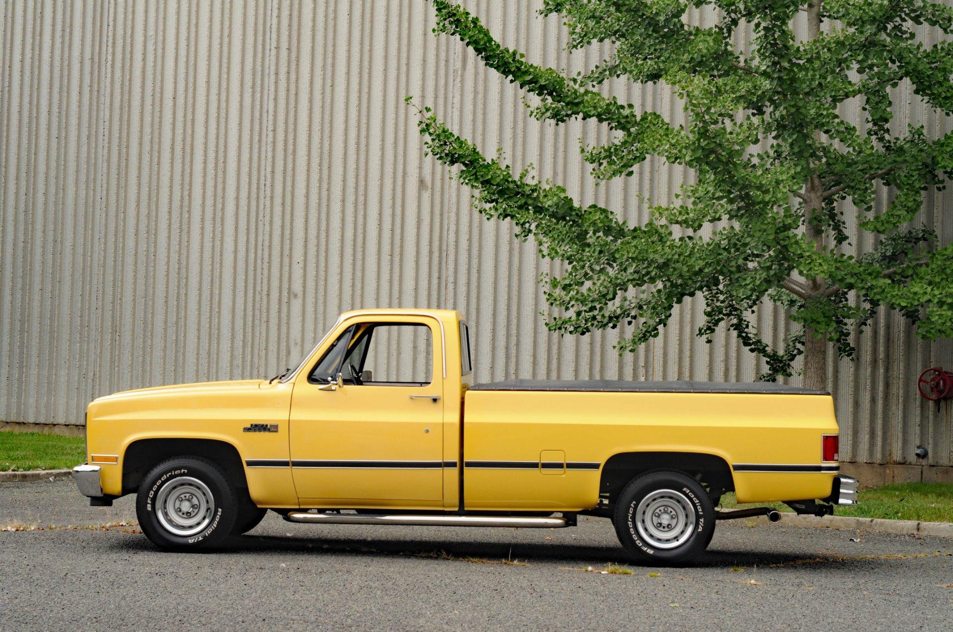 Used 1984 GMC C 1500 Series High Sierra