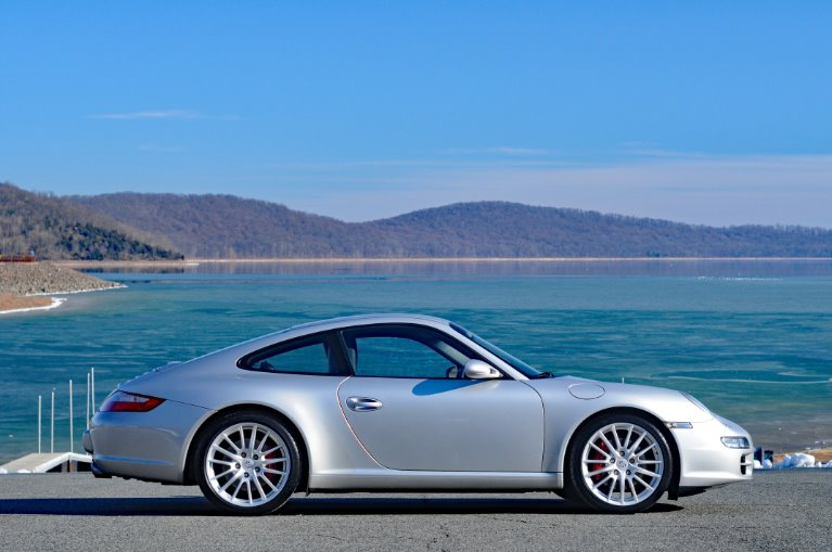 Used 2007 Porsche 911 Carrera S Coupe