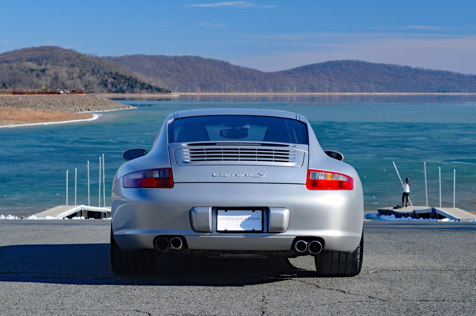Used 2007 Porsche 911 Carrera S Coupe For Sale (Special Pricing) | Ambassador Automobile LLC ...