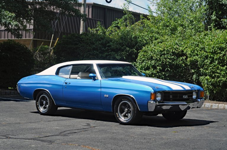 Used 1972 Chevrolet Chevelle SS 402