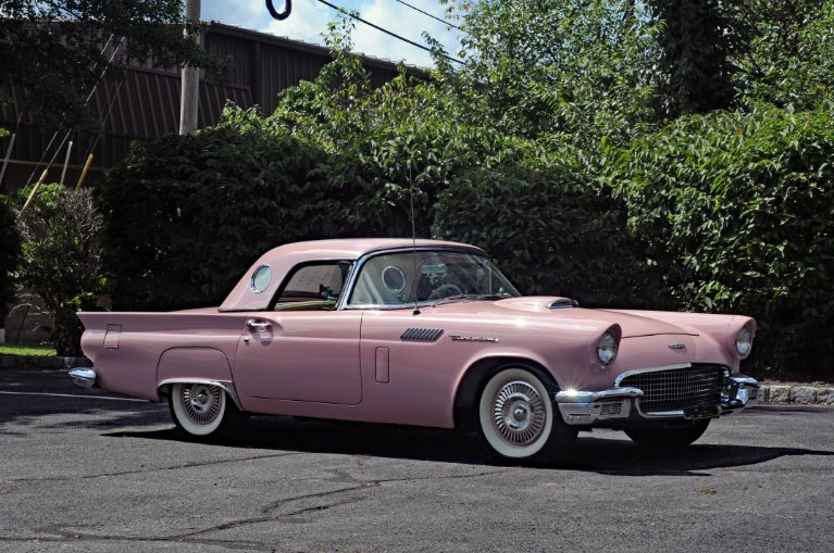 Used 1957 Ford Thunderbird