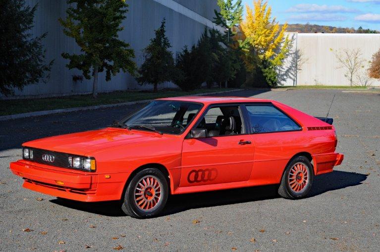 Used 1982 Audi Ur Quattro