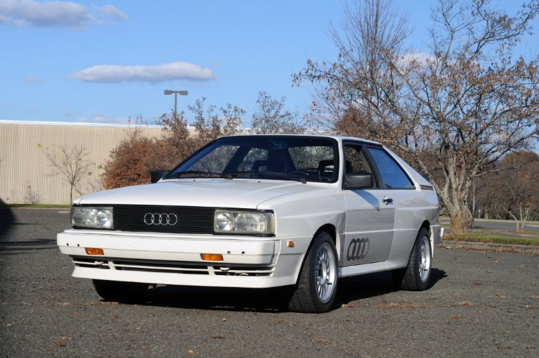 Used 1984 Audi Ur Quattro