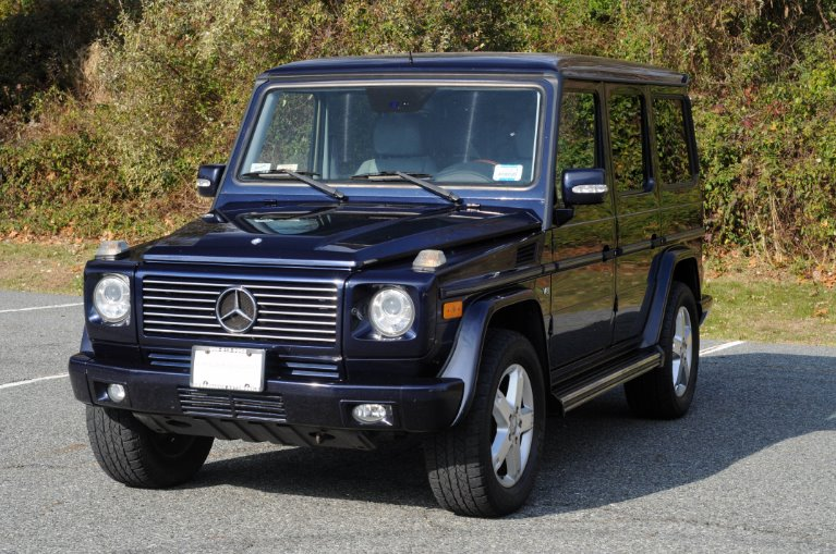 Used 2007 Mercedes Benz G Class G 500
