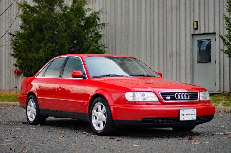 Used 1995 Audi S6 quattro Turbo