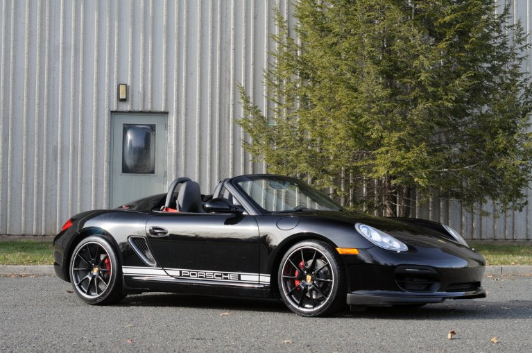 Used 2012 Porsche Boxster Spyder