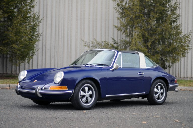 Used 1971 Porsche 911T Targa