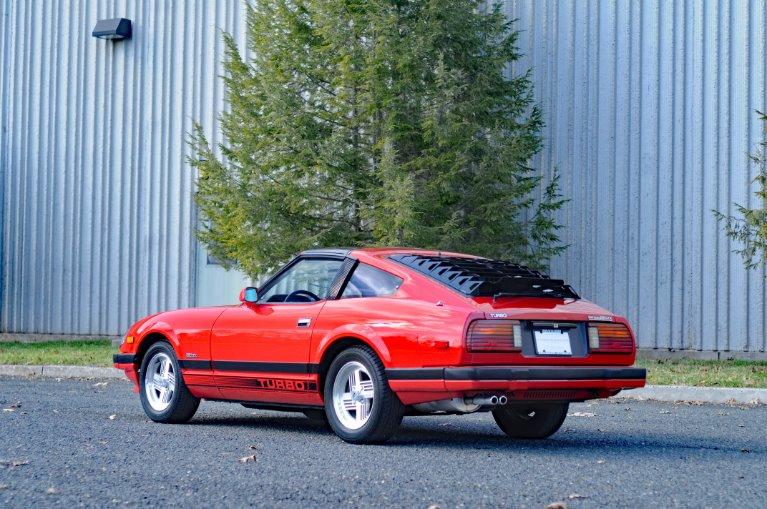 Used 1983 Datsun 280ZX Turbo