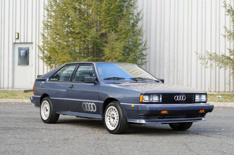 Used 1983 Audi Ur Quattro