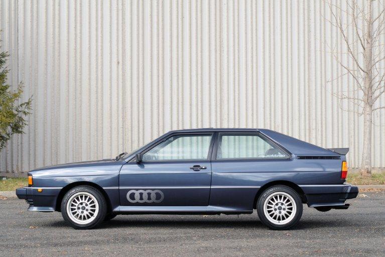 Used 1983 Audi Ur Quattro GT quattro Turbo