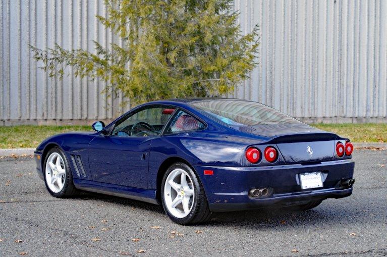 Used 1999 Ferrari 550 Maranello