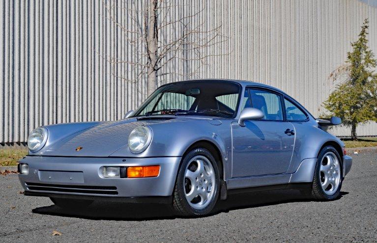 Used 1992 Porsche 911 Turbo