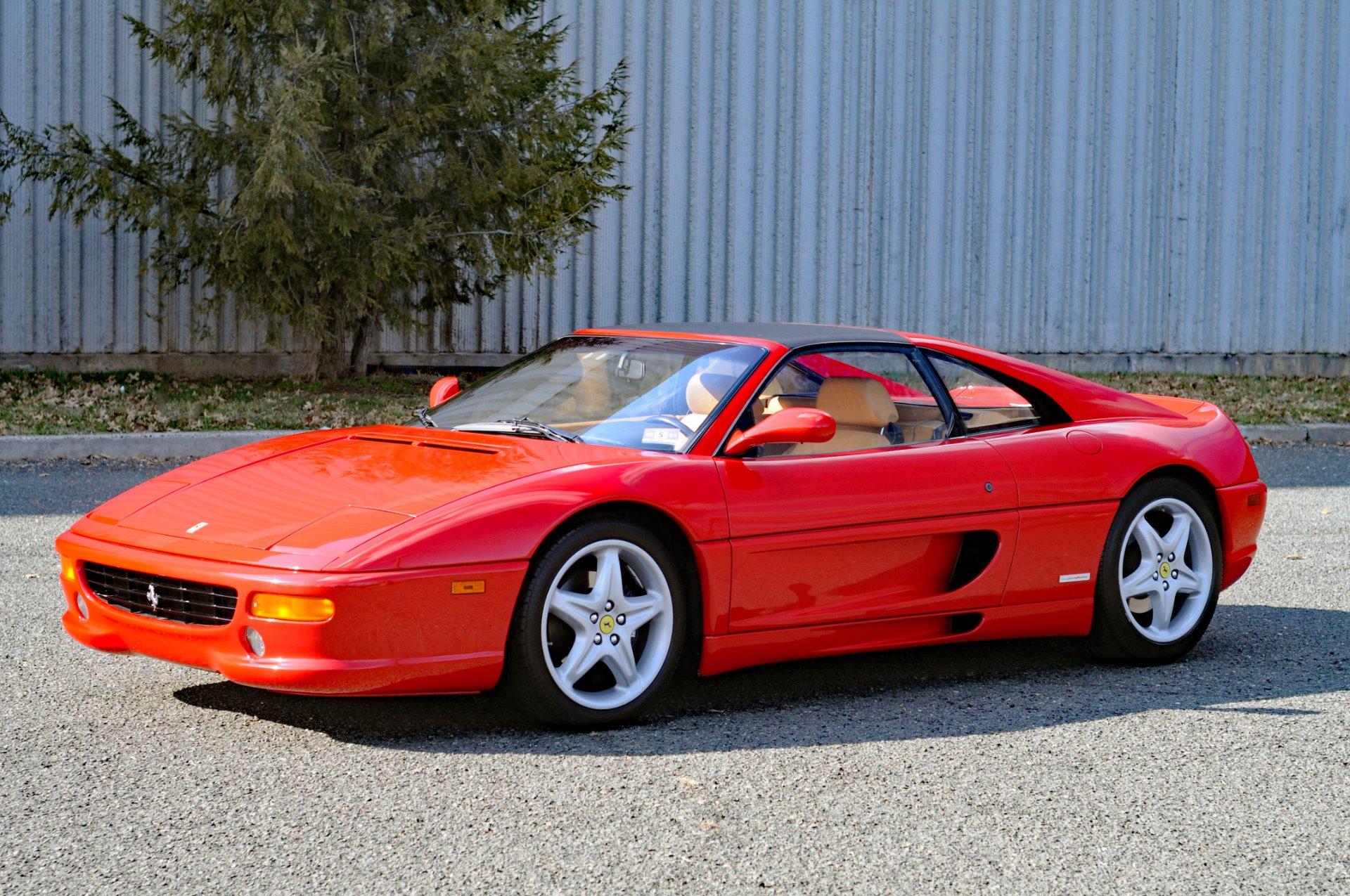 Used 1997 Ferrari 355 Gts For Sale Special Pricing Ambassador Automobile Llc Stock 174
