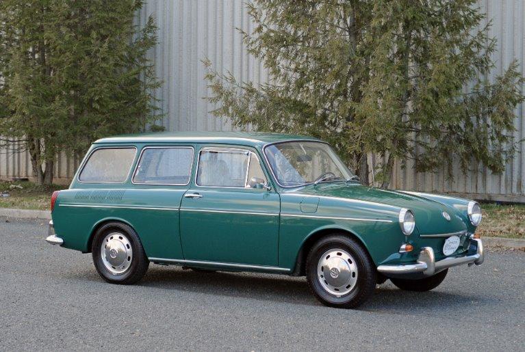 Used 1968 Volkswagen Squareback
