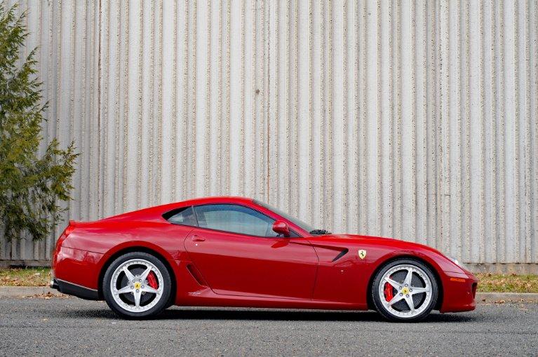 Used 2008 Ferrari 599 GTB Fiorano