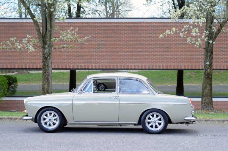Used 1966 Volkswagen Type 3 Notchback
