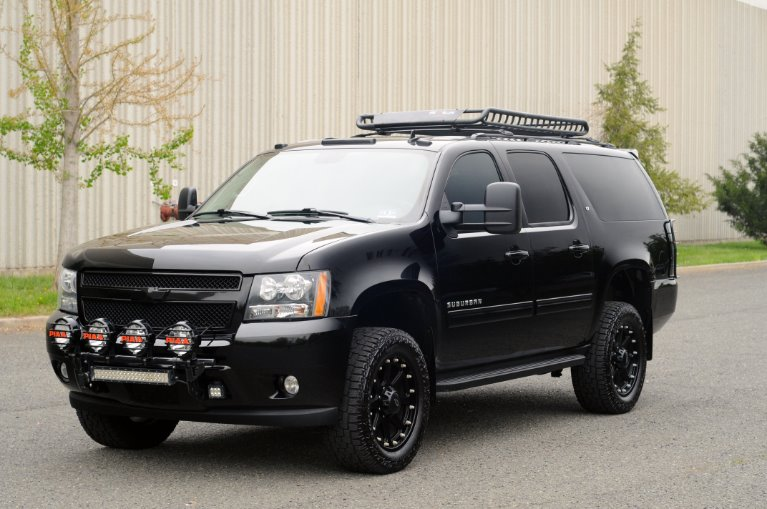Used 2012 Chevrolet Suburban LT 2500