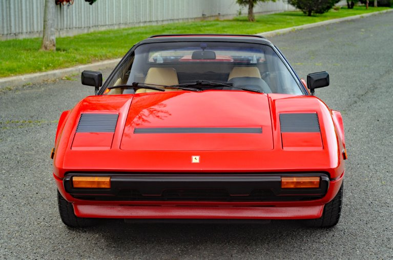 Used 1983 Ferrari 308 GTS QV