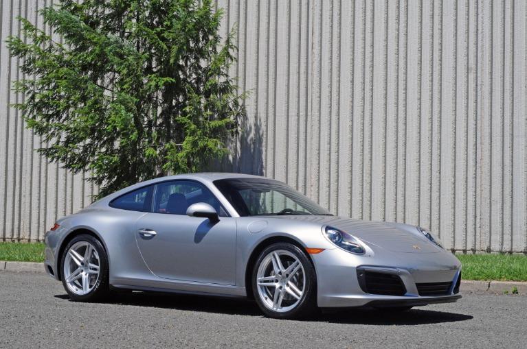 Used 2017 Porsche 911 Carrera 4