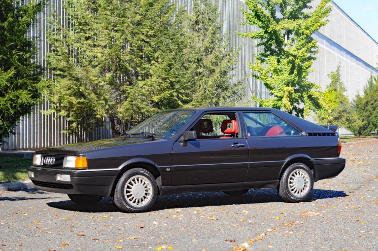 Used 1986 Audi Coupe GT Commemorative Edition