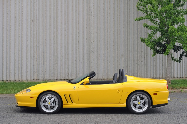 Used 2001 Ferrari 550 Barchetta
