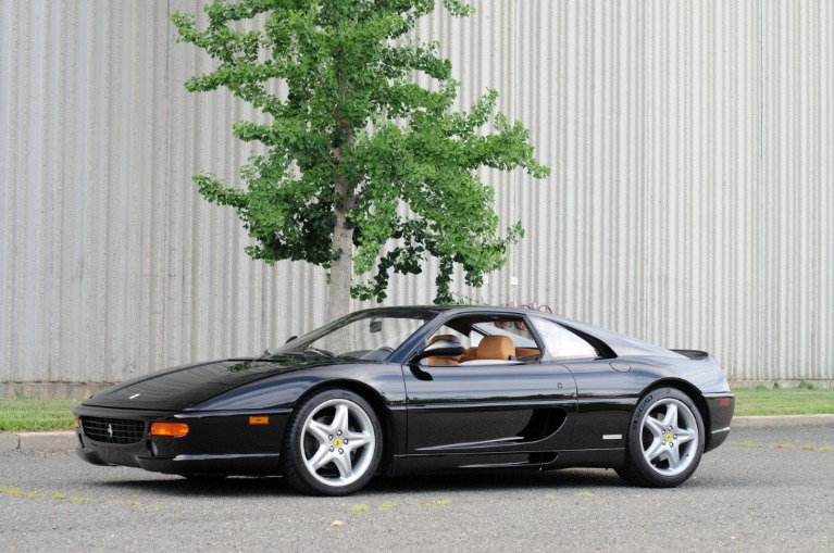 Used 1995 Ferrari 355 Berlinetta