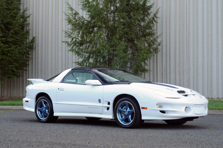 Used 1999 Pontiac Trans Am 30th Anniversary