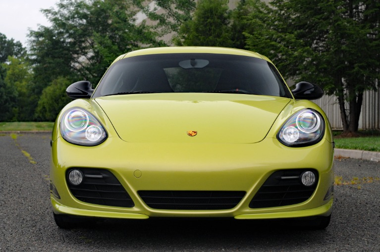 Used 2012 Porsche Cayman R